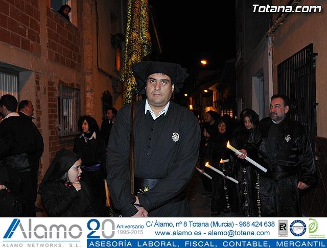 Procesión del Santo Entierro. Viernes Santo - Semana Santa Totana 2009 - 618