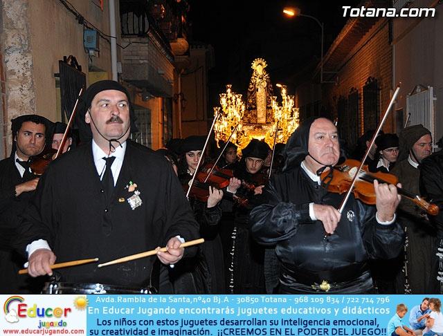 Procesión del Santo Entierro. Viernes Santo - Semana Santa Totana 2009 - 620