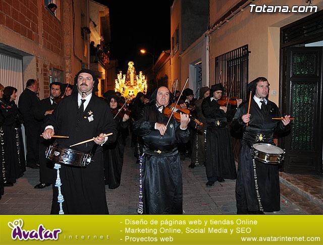 Procesión del Santo Entierro. Viernes Santo - Semana Santa Totana 2009 - 621