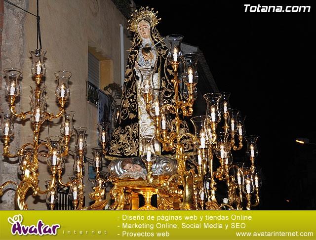 Procesión del Santo Entierro. Viernes Santo - Semana Santa Totana 2009 - 623