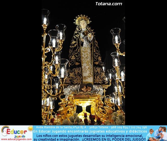 Procesión del Santo Entierro. Viernes Santo - Semana Santa Totana 2009 - 625