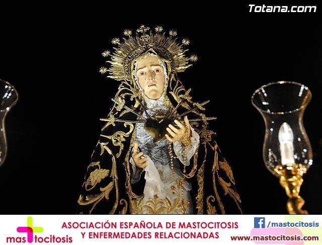 Procesión del Santo Entierro. Viernes Santo - Semana Santa Totana 2009 - 626