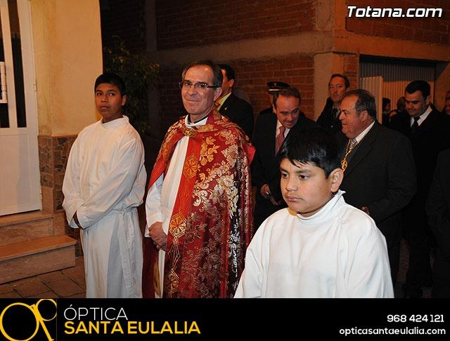 Procesión del Santo Entierro. Viernes Santo - Semana Santa Totana 2009 - 627