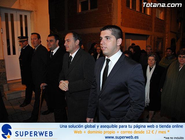 Procesión del Santo Entierro. Viernes Santo - Semana Santa Totana 2009 - 629