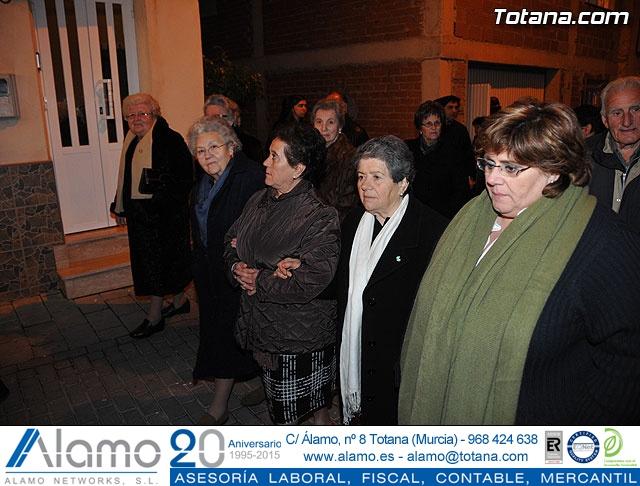 Procesión del Santo Entierro. Viernes Santo - Semana Santa Totana 2009 - 630