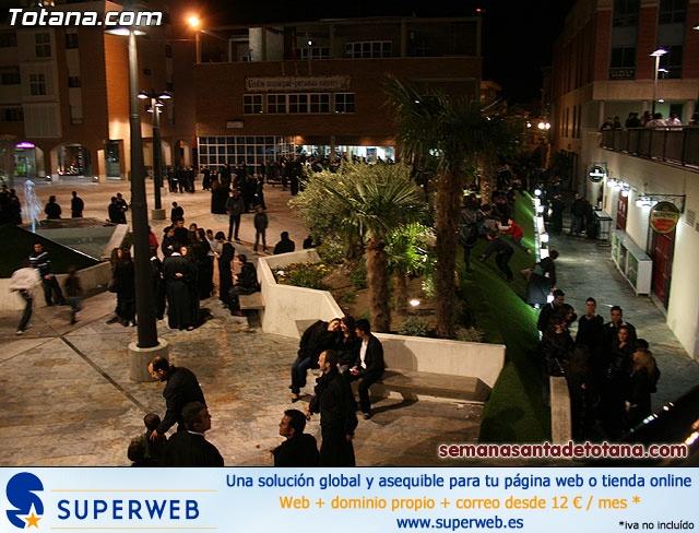 Procesión del Santo Entierro - Viernes Santo 2010 - Reportaje II (Recogida) - 3