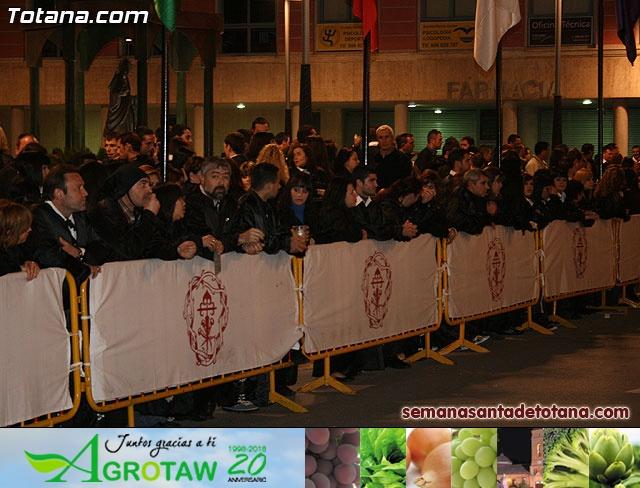 Procesión del Santo Entierro - Viernes Santo 2010 - Reportaje II (Recogida) - 8