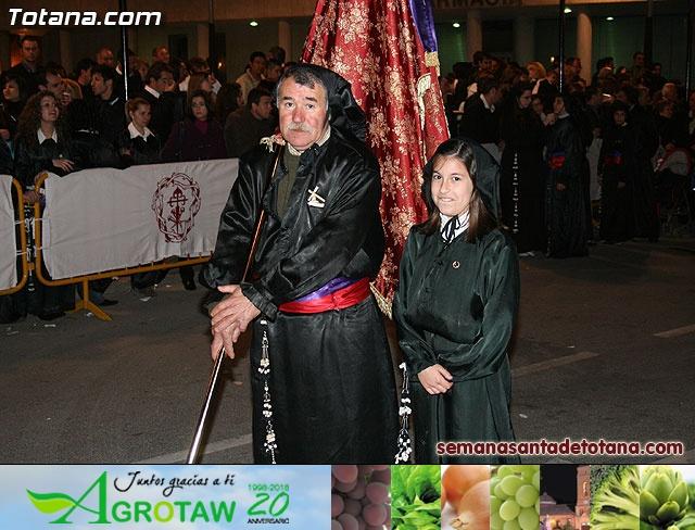 Procesión del Santo Entierro - Viernes Santo 2010 - Reportaje II (Recogida) - 15