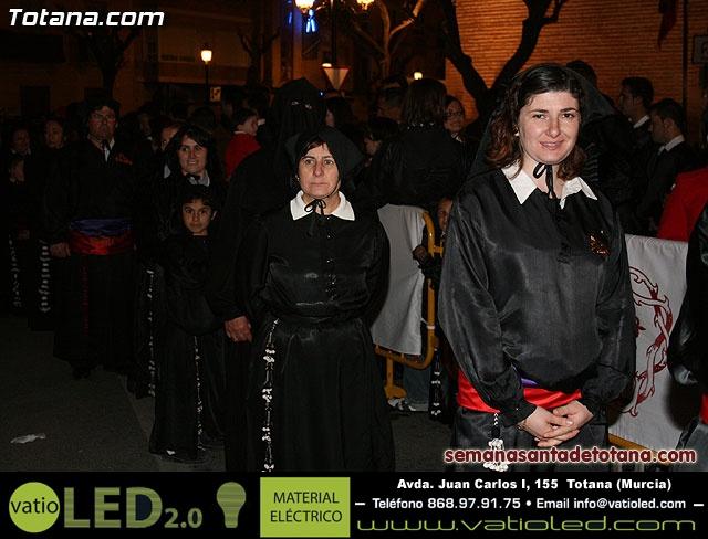 Procesión del Santo Entierro - Viernes Santo 2010 - Reportaje II (Recogida) - 23