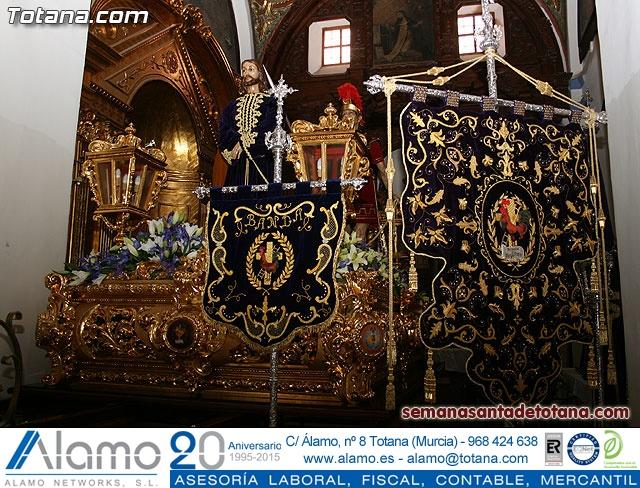 Procesión Viernes Santo mañana 2010 - Reportaje I (Salida y recogida I) - 1