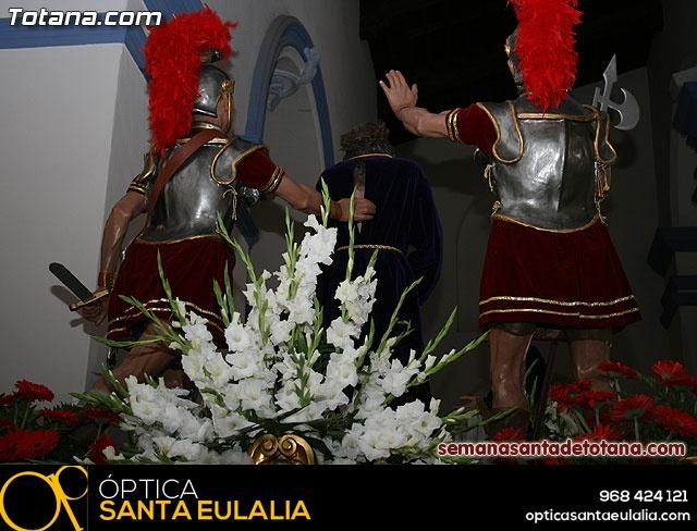 Procesión Viernes Santo mañana 2010 - Reportaje I (Salida y recogida I) - 7