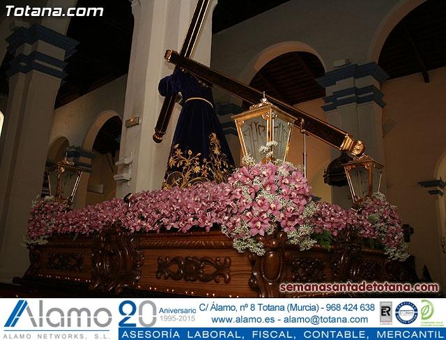 Procesión Viernes Santo mañana 2010 - Reportaje I (Salida y recogida I) - 12