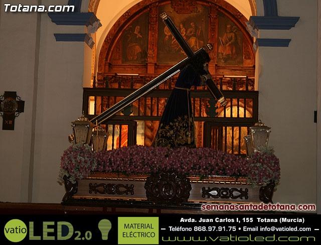 Procesión Viernes Santo mañana 2010 - Reportaje I (Salida y recogida I) - 16