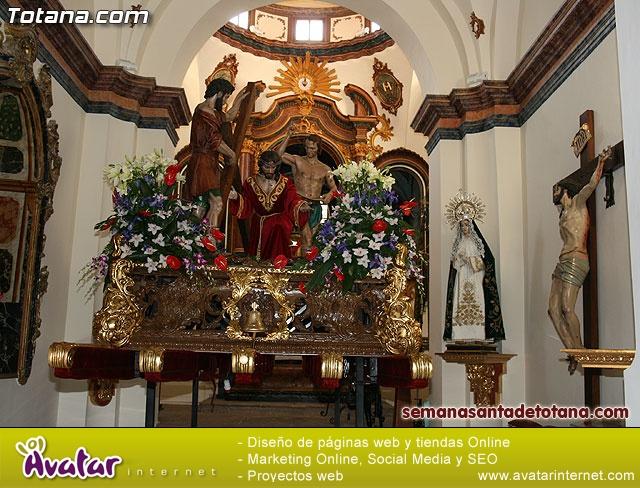 Procesión Viernes Santo mañana 2010 - Reportaje I (Salida y recogida I) - 19