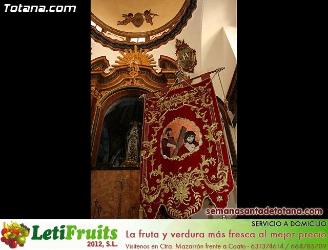 Procesión Viernes Santo mañana 2010 - Reportaje I (Salida y recogida I) - 21