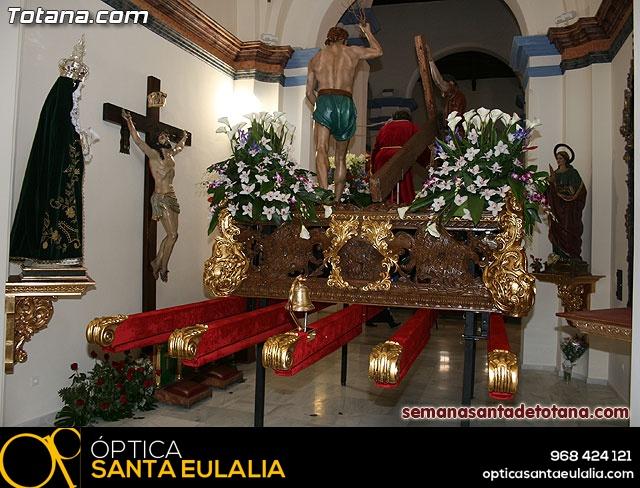 Procesión Viernes Santo mañana 2010 - Reportaje I (Salida y recogida I) - 23