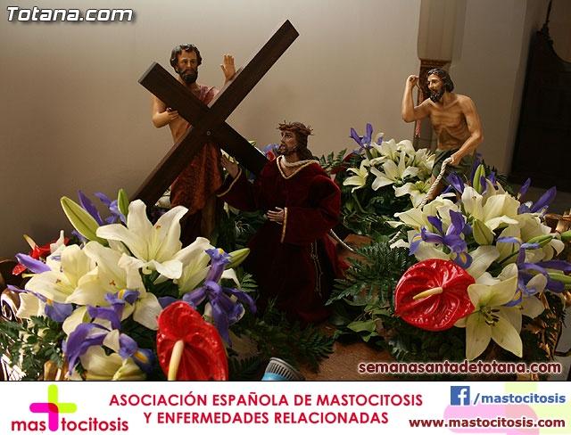 Procesión Viernes Santo mañana 2010 - Reportaje I (Salida y recogida I) - 24