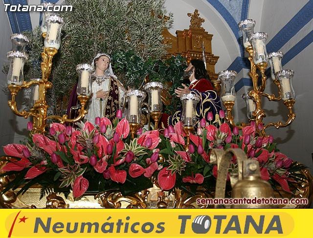 Procesión Viernes Santo mañana 2010 - Reportaje I (Salida y recogida I) - 25