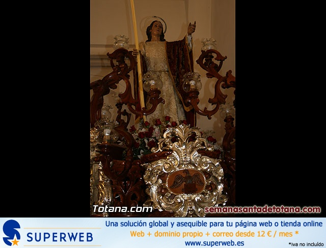 Procesión Viernes Santo mañana 2010 - Reportaje I (Salida y recogida I) - 28
