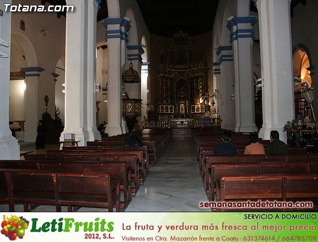 Procesión Viernes Santo mañana 2010 - Reportaje I (Salida y recogida I) - 31