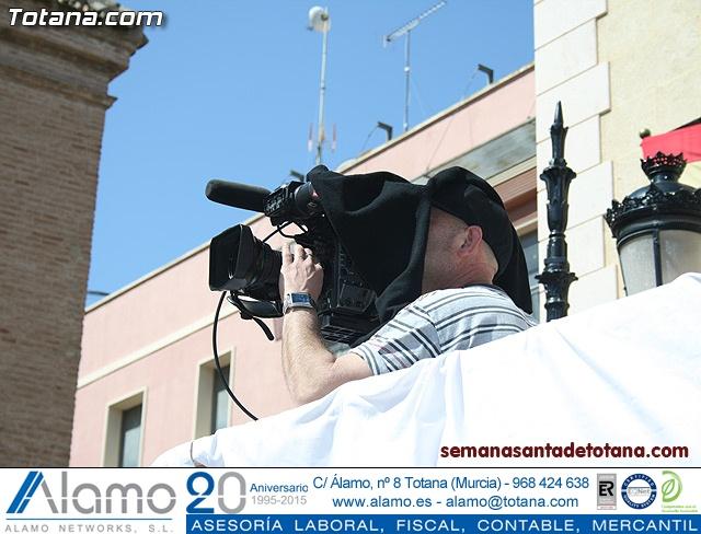 Procesión Viernes Santo mañana 2010 - Reportaje II (Recogida) - 1