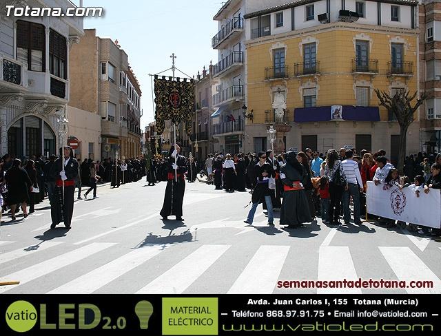 Procesión Viernes Santo mañana 2010 - Reportaje II (Recogida) - 2