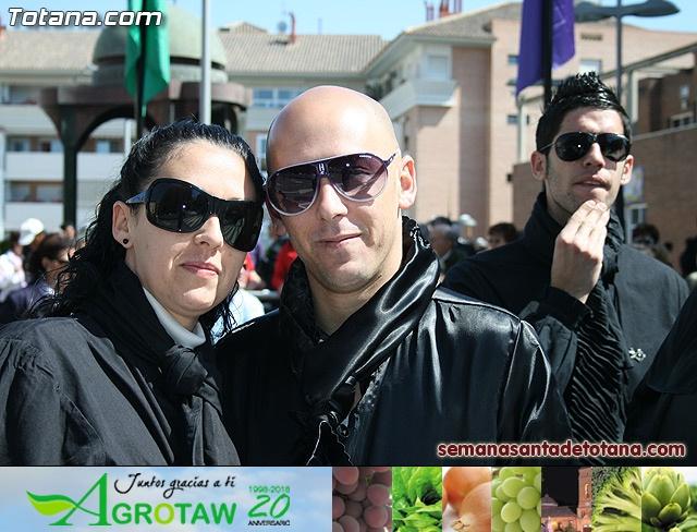 Procesión Viernes Santo mañana 2010 - Reportaje II (Recogida) - 3
