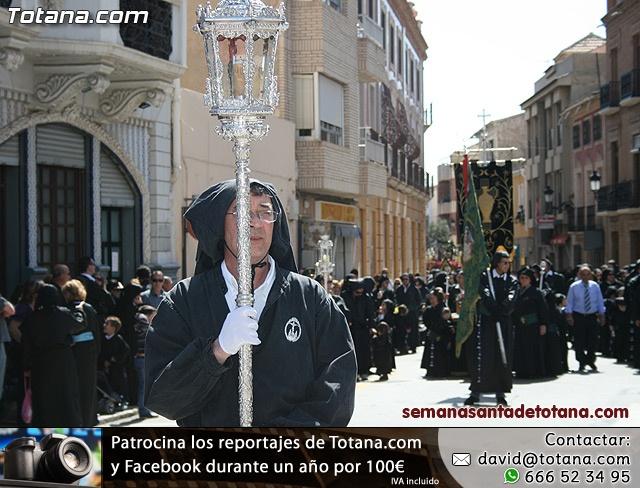 Procesión Viernes Santo mañana 2010 - Reportaje II (Recogida) - 5