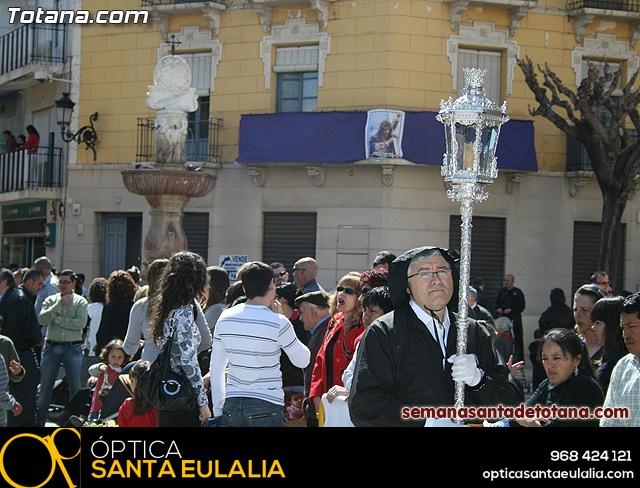 Procesión Viernes Santo mañana 2010 - Reportaje II (Recogida) - 6