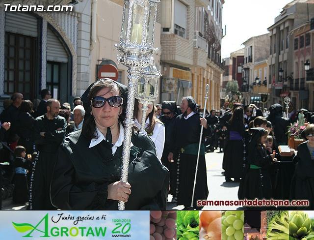Procesión Viernes Santo mañana 2010 - Reportaje II (Recogida) - 8