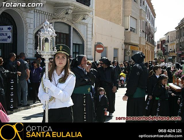 Procesión Viernes Santo mañana 2010 - Reportaje II (Recogida) - 11