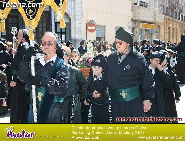 Procesión Viernes Santo mañana 2010 - Reportaje II (Recogida) - 14