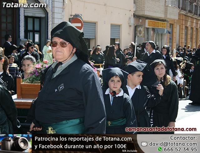 Procesión Viernes Santo mañana 2010 - Reportaje II (Recogida) - 15