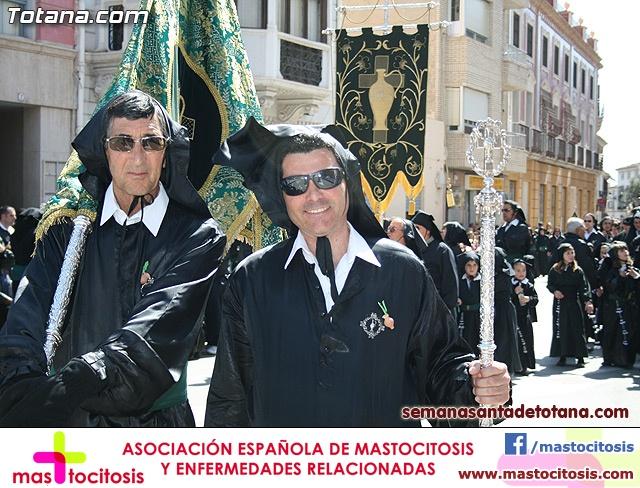 Procesión Viernes Santo mañana 2010 - Reportaje II (Recogida) - 16