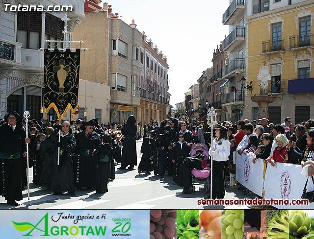 Procesión Viernes Santo mañana 2010 - Reportaje II (Recogida) - 17