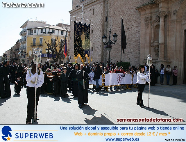 Procesión Viernes Santo mañana 2010 - Reportaje II (Recogida) - 19