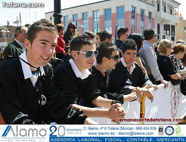 Procesión Viernes Santo mañana 2010 - Reportaje II (Recogida) - 20