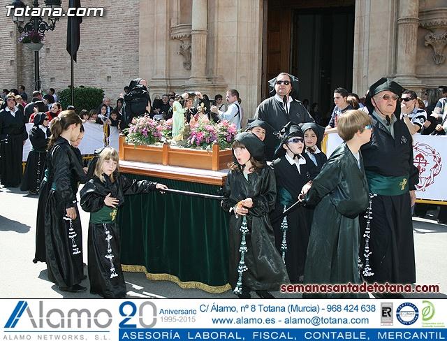 Procesión Viernes Santo mañana 2010 - Reportaje II (Recogida) - 21