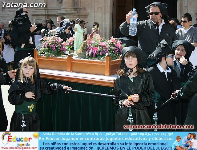 Procesión Viernes Santo mañana 2010 - Reportaje II (Recogida) - 22