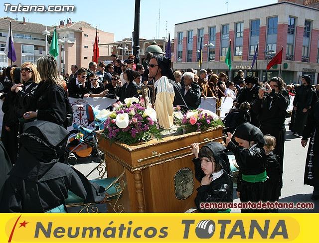 Procesión Viernes Santo mañana 2010 - Reportaje II (Recogida) - 26