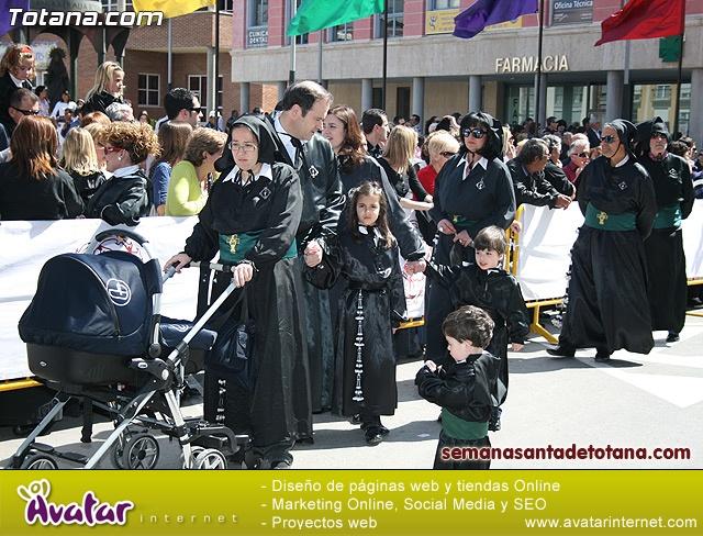 Procesión Viernes Santo mañana 2010 - Reportaje II (Recogida) - 29