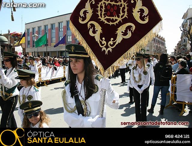 Procesión Viernes Santo mañana 2010 - Reportaje II (Recogida) - 37