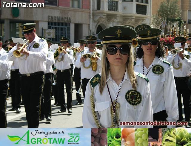 Procesión Viernes Santo mañana 2010 - Reportaje II (Recogida) - 38