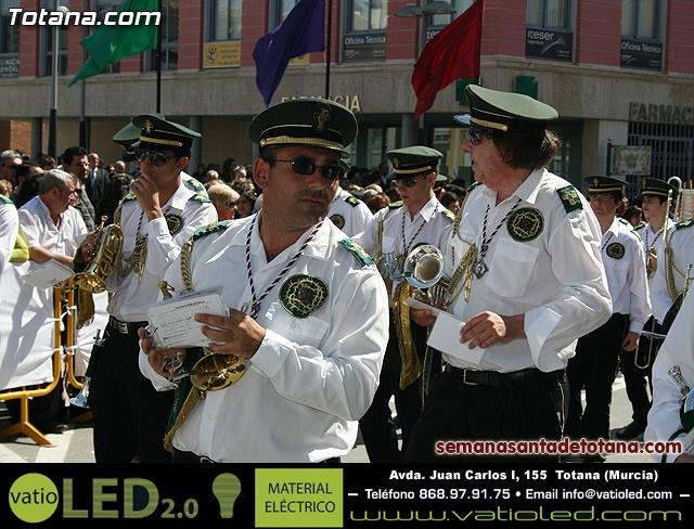 Procesión Viernes Santo mañana 2010 - Reportaje II (Recogida) - 43