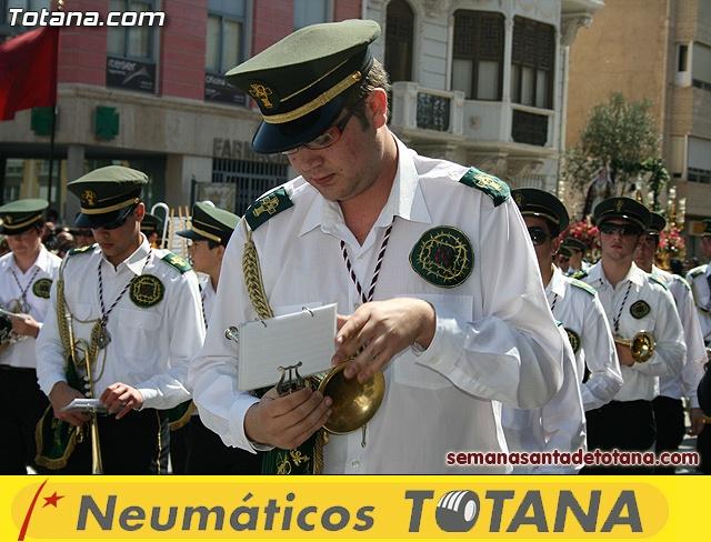 Procesión Viernes Santo mañana 2010 - Reportaje II (Recogida) - 44