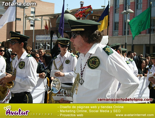 Procesión Viernes Santo mañana 2010 - Reportaje II (Recogida) - 45