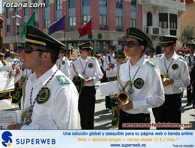 Procesión Viernes Santo mañana 2010 - Reportaje II (Recogida) - 46