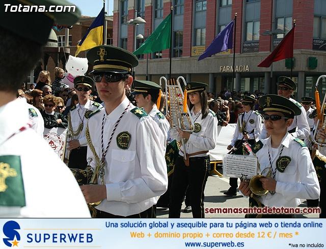 Procesión Viernes Santo mañana 2010 - Reportaje II (Recogida) - 47