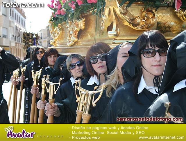 Procesión Viernes Santo mañana 2010 - Reportaje II (Recogida) - 59