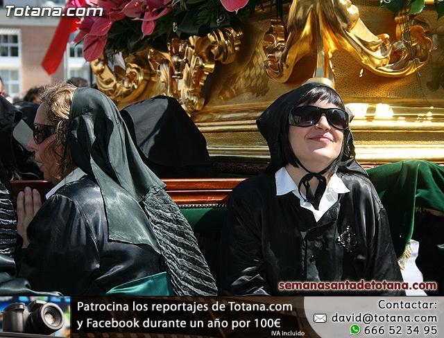 Procesión Viernes Santo mañana 2010 - Reportaje II (Recogida) - 66